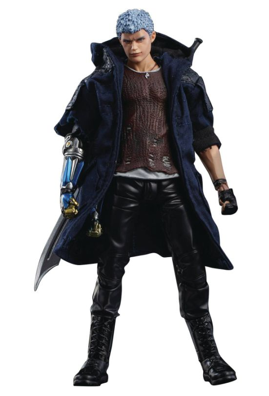 [Pre-Order] Devil May Cry V - Nero 1/12 Scale Action Figure Deluxe Ver.