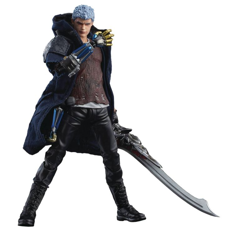 [Pre-Order] Devil May Cry V - Nero 1/12 Scale Action Figure Standard Ver.