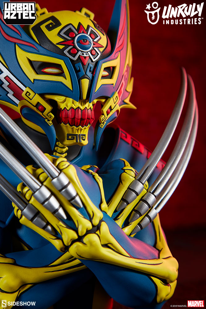 [Pre-Order] A Day of the Dead - Wolvie Muerto