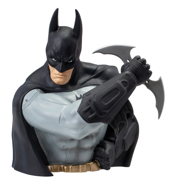 Arkham Asylum Batman Bust Bank PX Exclusive