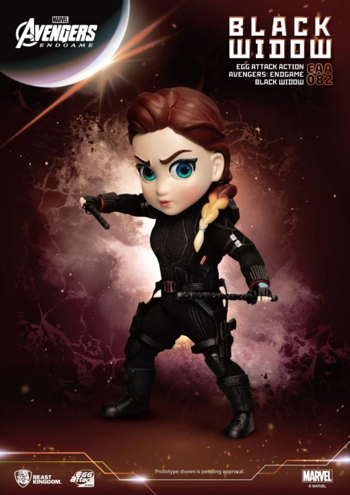 [Pre-Order] Egg Attack Action : Avengers Endgame - Black Widow