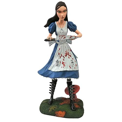 Femme Fatales - Alice Madness Returns