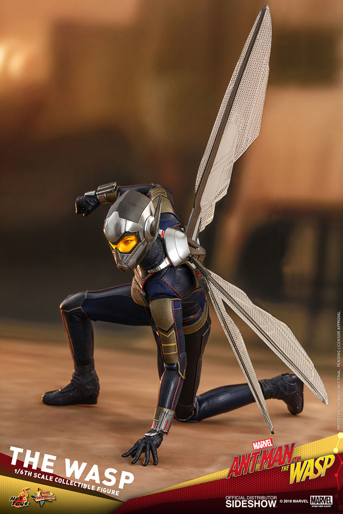 [Pre-Order] Ant-Man and the Wasp - The Wasp Movie Masterpiece