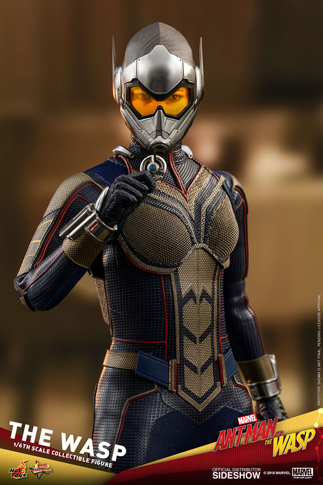 [Pre-Order] Ant-Man and the Wasp - The Wasp Movie Masterpiece - Click Image to Close