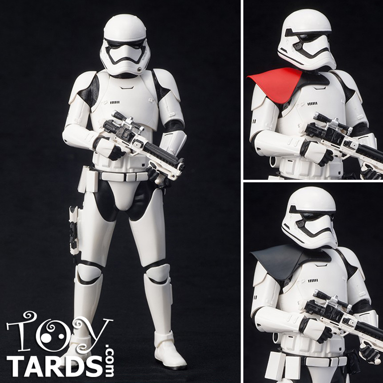 ArtFX+: Star Wars - The Force Awakens - Stormtrooper