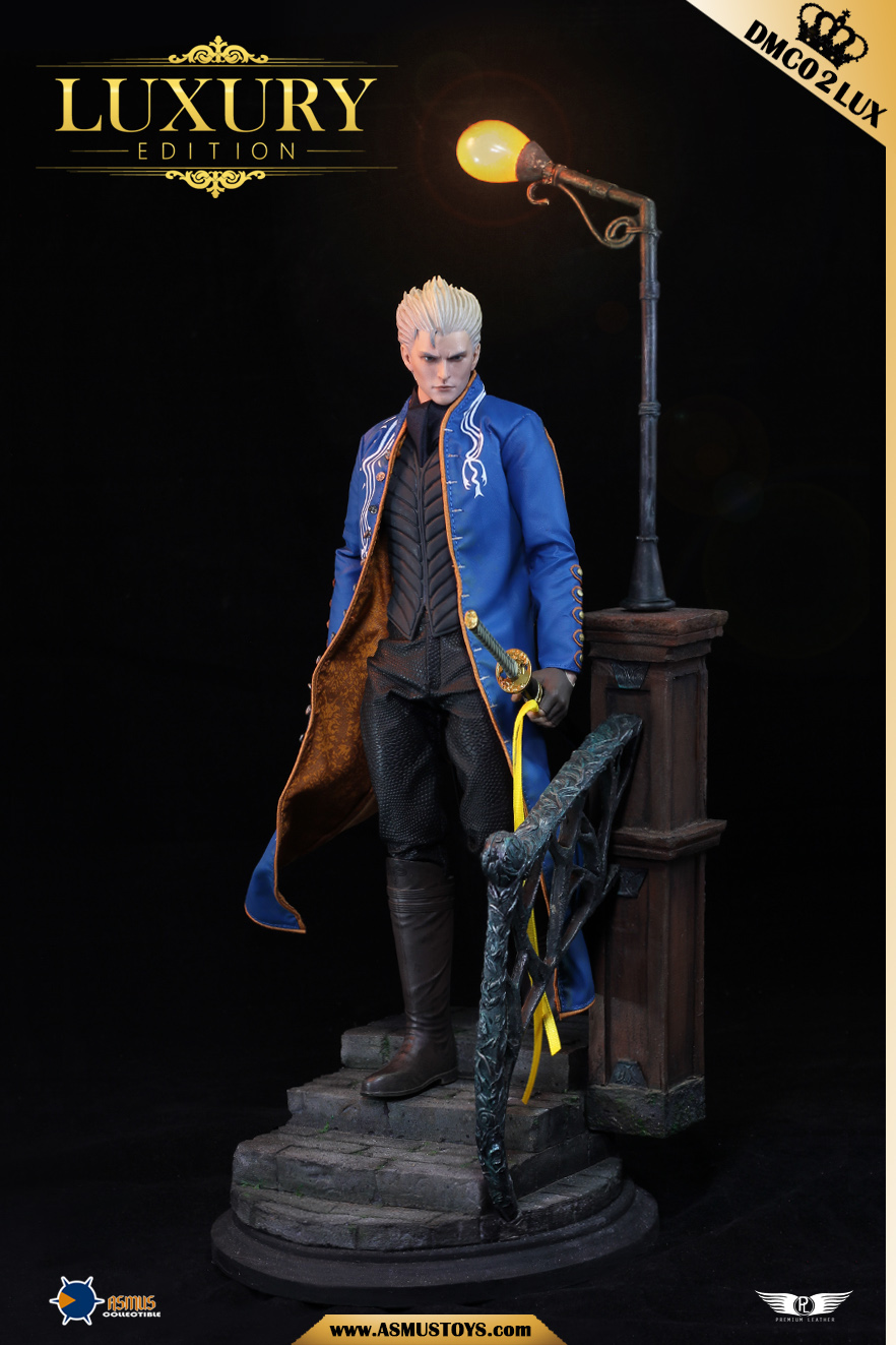 Devil May Cry III - Vergil Luxury Ver. Sixth Scale Figure