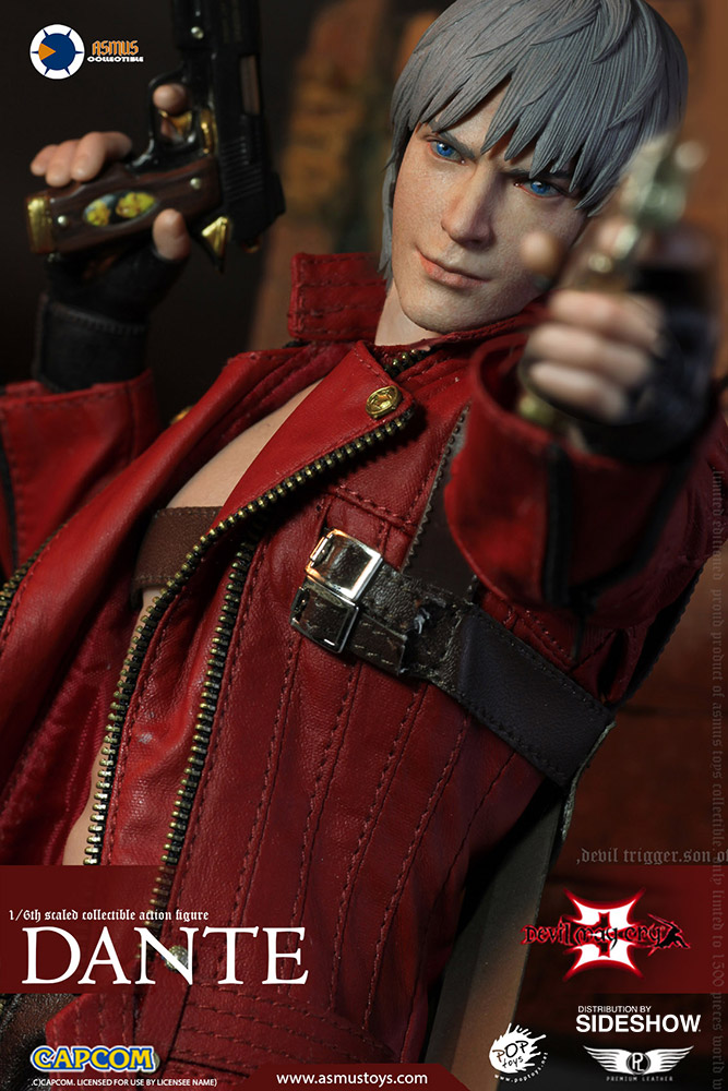Devil May Cry III - Dante Sixth Scale Figure