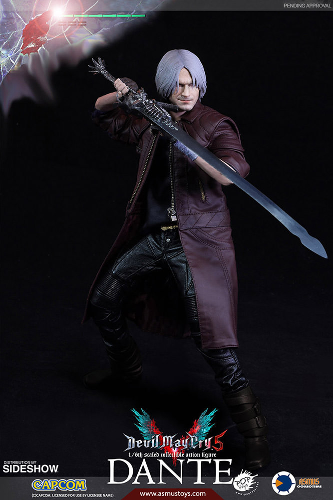 [Pre-Order] Devil May Cry V - Dante (Standard Edition) Sixth Scale Figure