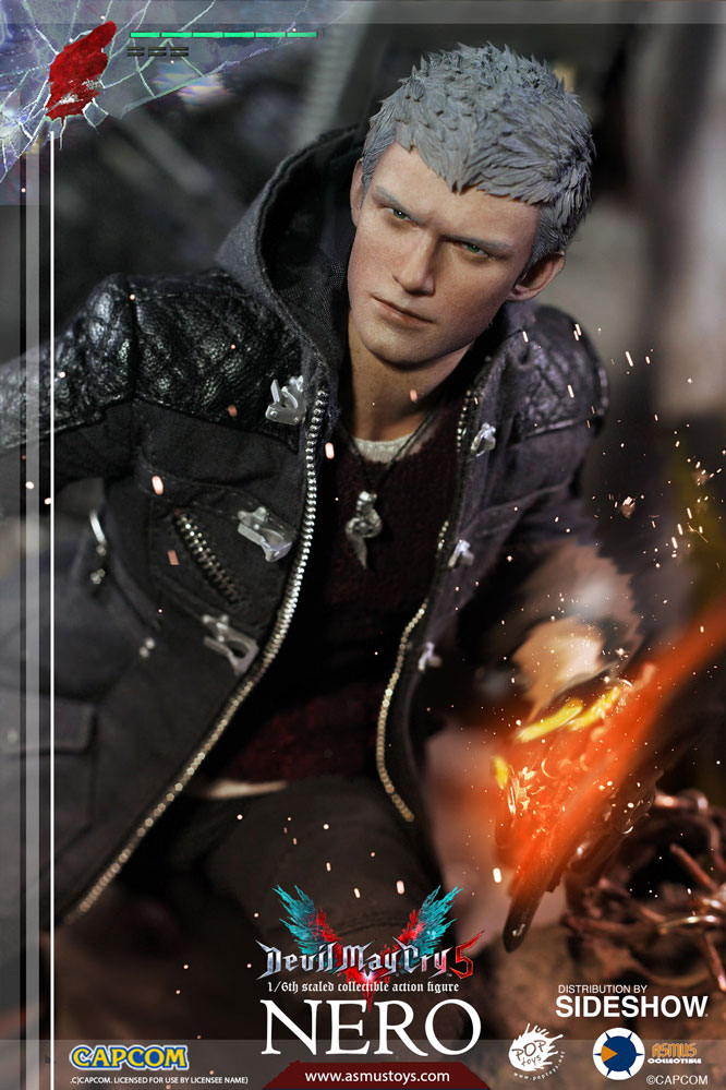 Devil May Cry V - Nero Sixth Scale Figure