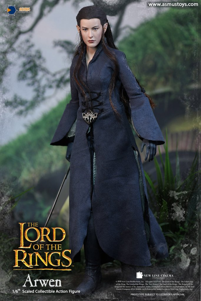 [Pre-Order] Lord of the Ring - Arwen 1/6 Scale Figure