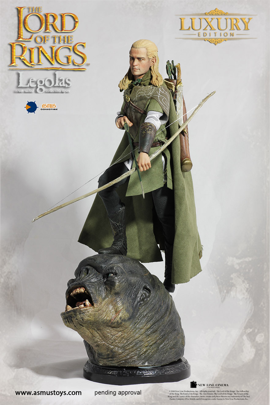 [Pre-Order] Lord of the Ring - Legolas Luxury Edition 1/6 Scale Figure