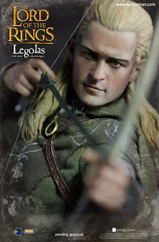 Lord of the Ring - Legolas 1/6 Scale Figure