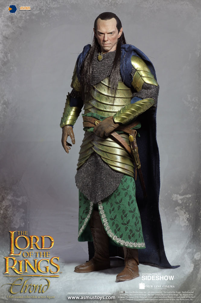 Lord of the Ring - Elrond 1/6 Scale Figure