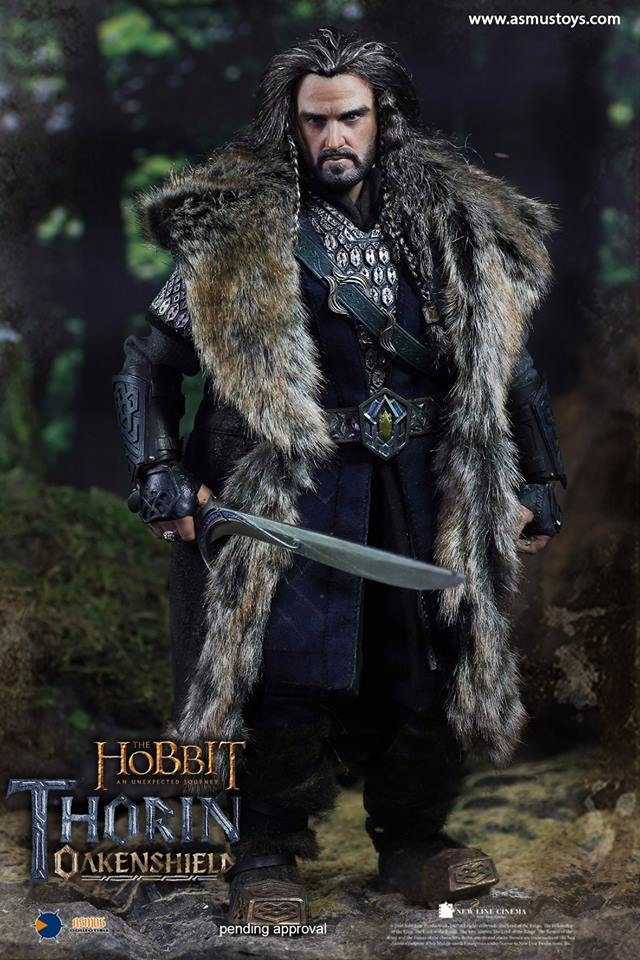 [Pre-Order] The Hobbit - Thorin Oakenshield 1/6 Scale Figure
