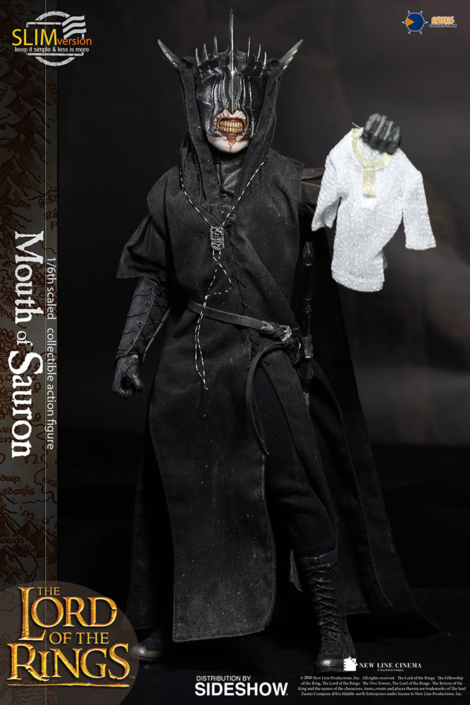 Lord of the Ring - The Mouth of Sauron (Slim Version) 1/6 Scale Figure