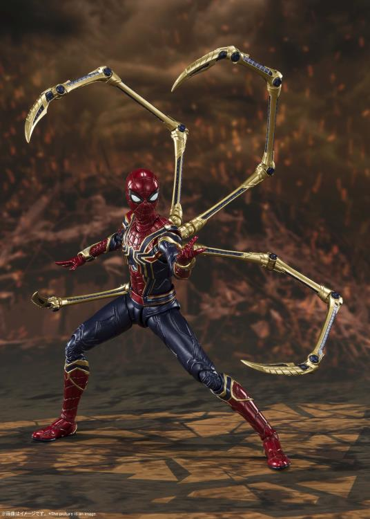[Pre-Order] S.H. Figuarts: Avengers: Endgame - Iron Spider Final Battle Ver.
