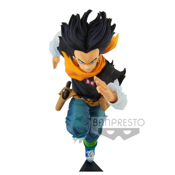 Dragon Ball Z World Figure Colosseum 2 Vol 3 - Android 17