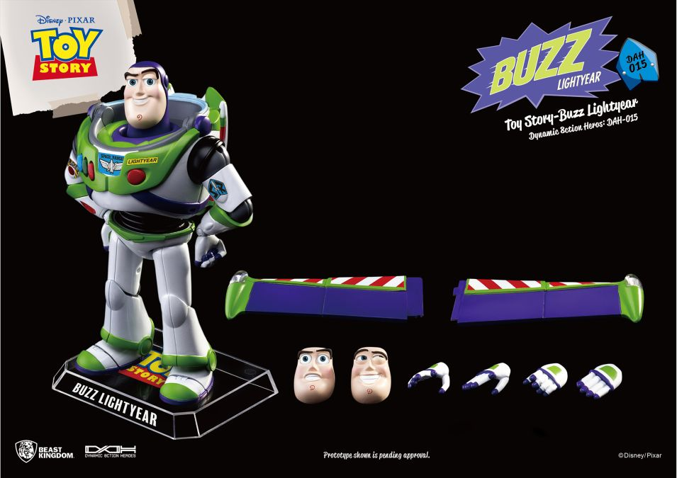 [Pre-Order] Dynamic 8ction Heroes - Buzz Lightyear