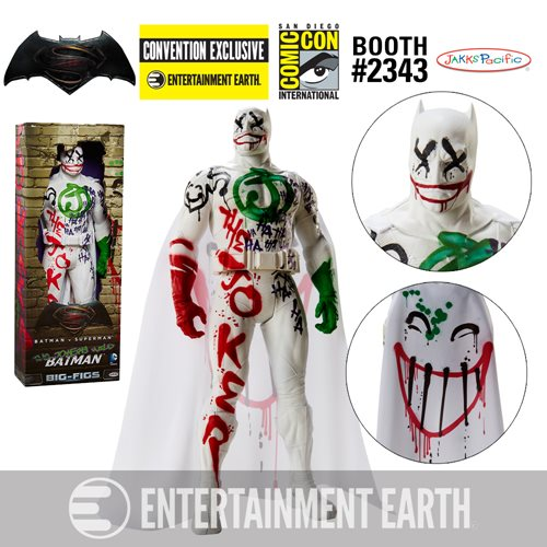"Batman v Superman: The Jokers Wild Batman 19"" Action Figure *Clearance"