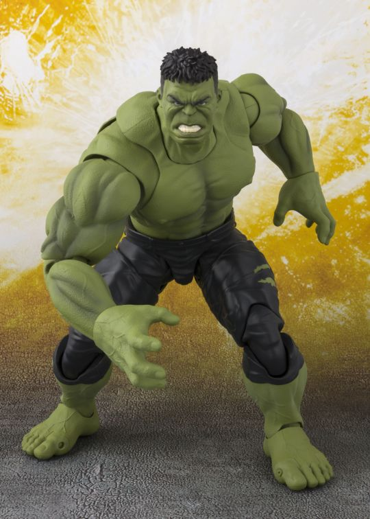 [Pre-Order] S.H. Figuarts: Avengers: Infinity War - Hulk
