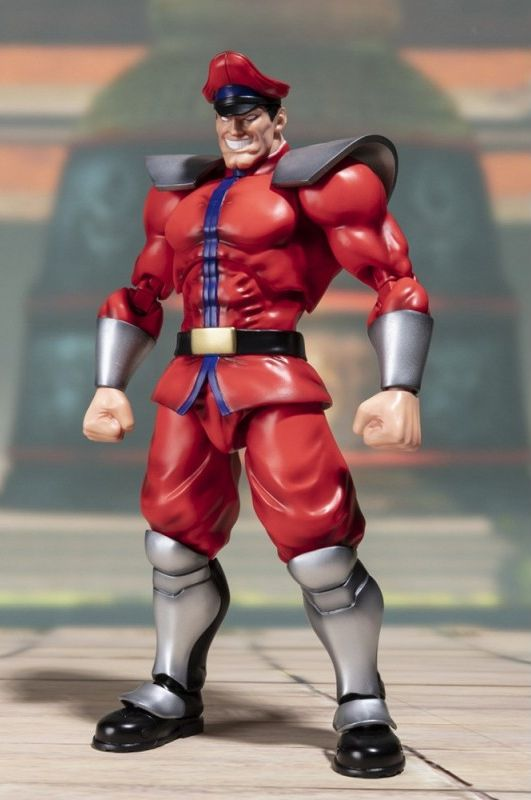 S.H.FIguarts Street Fighter - M.Bison