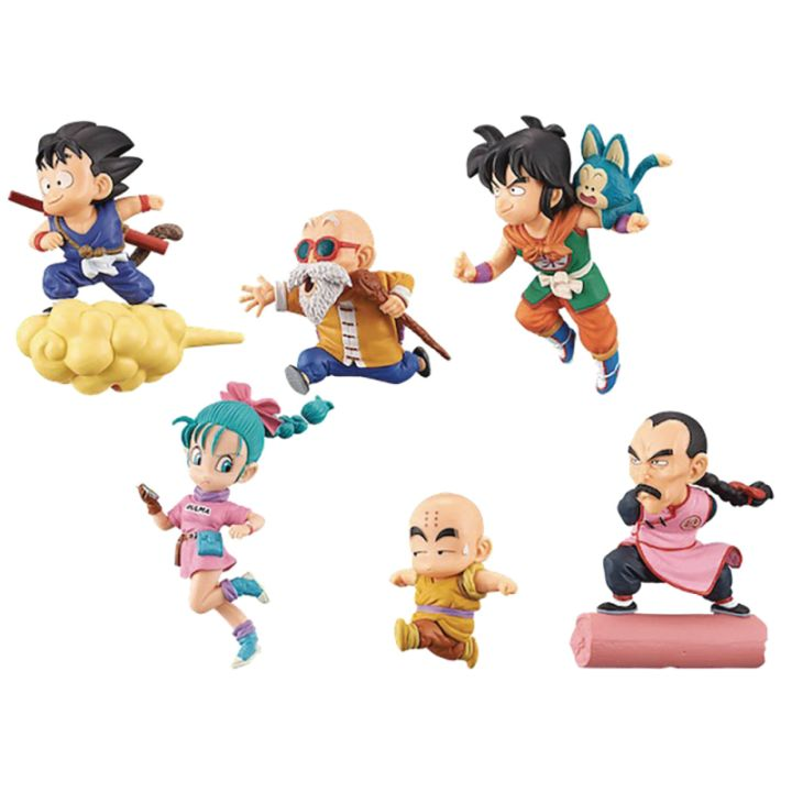 [Pre-Order] Dragon Ball World Collectibles Vol 1. Set of 6