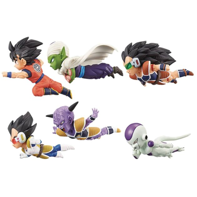 [Pre-Order] Dragon Ball Z World Collectibles Vol 1. Set of 6