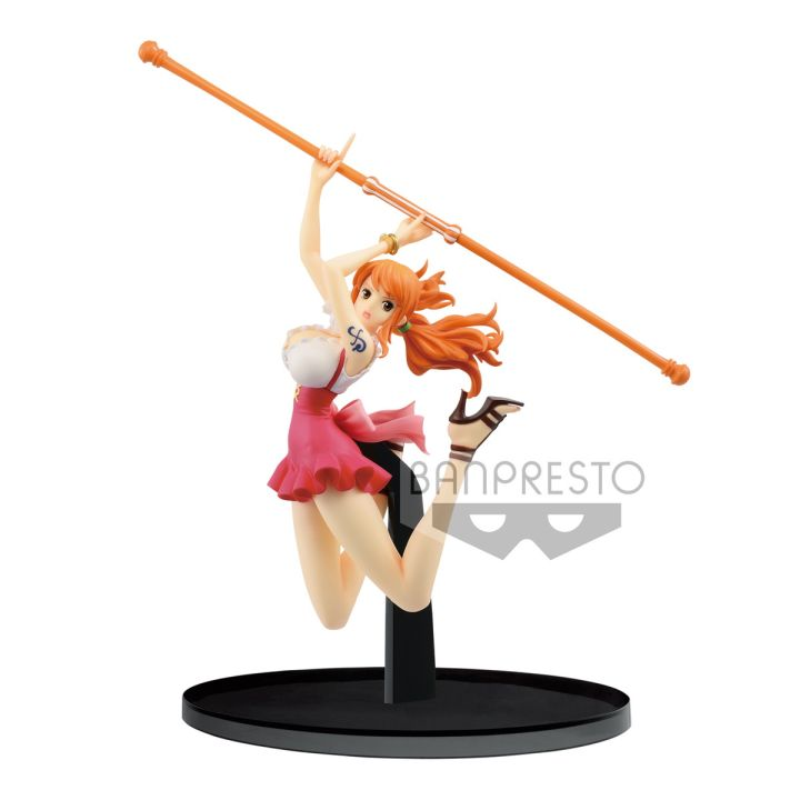 [Pre-Order] One Piece World Figure Colosseum 2 Vol 3 - Nami