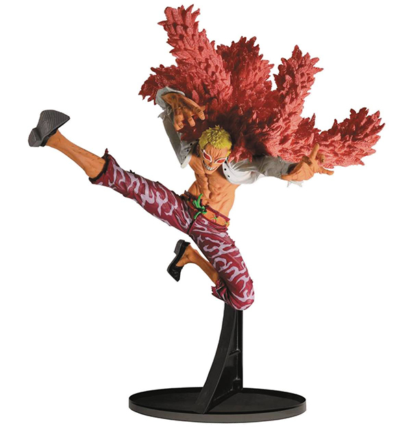 One Piece SCultures: Big Figure Colosseum Vol.6 - Donquixote Doflamingo