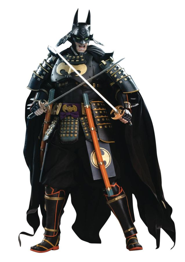 [Pre-Order] Batman Ninja (War Ver.) 1/6 Scale Figure