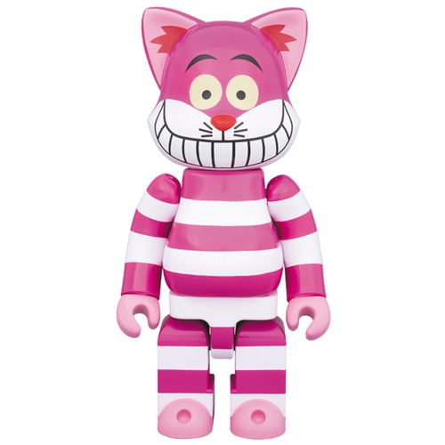 [Pre-Order] Bearbrick 400% Alice in Wonderland - Cheshire Cat
