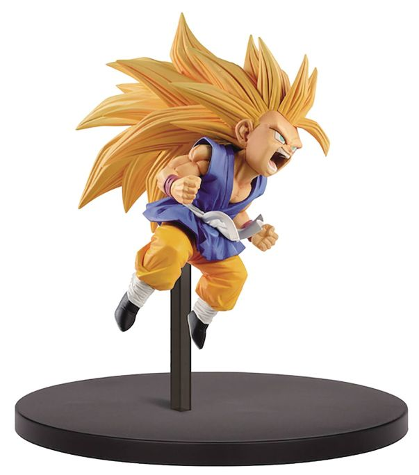Dragon Ball Super Son Goku Fes! Goku Super Saiyan 3