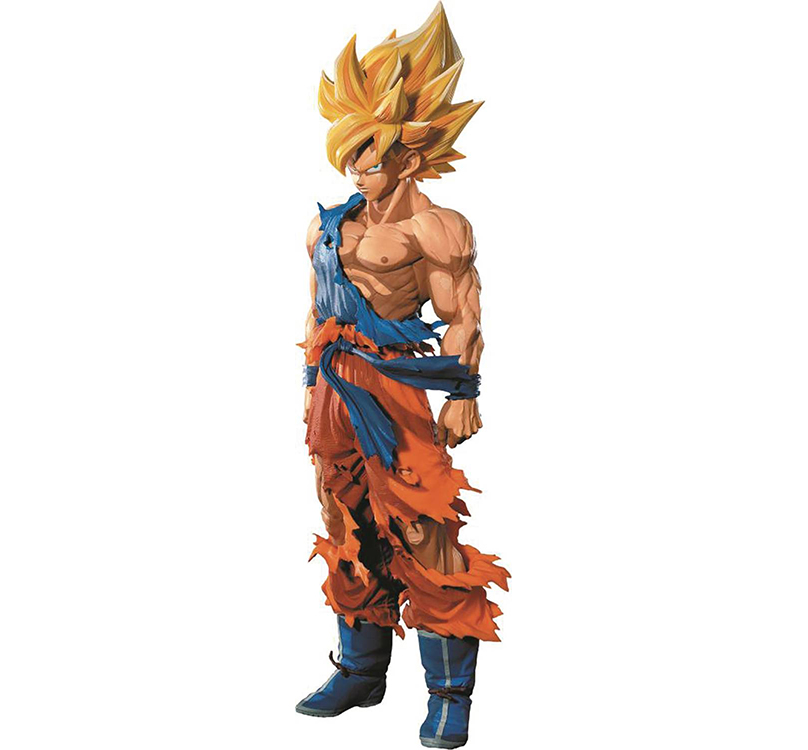 [Pre-Order] Master Star Piece Manga Dimensions: Dragon Ball - Son Goku