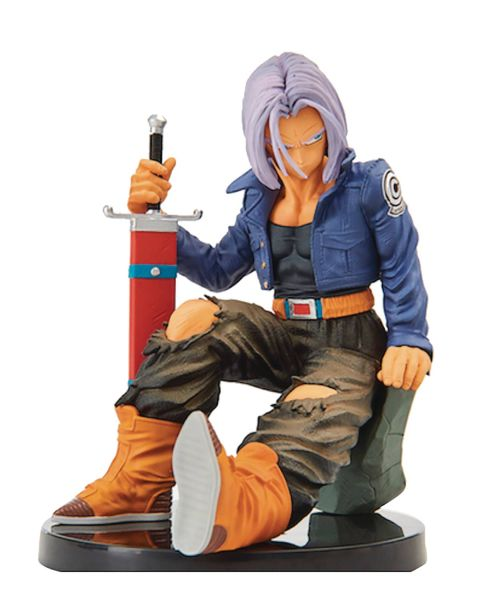 Dragon Ball Z World Figure Colosseum 2 Vol 8 - Trunks