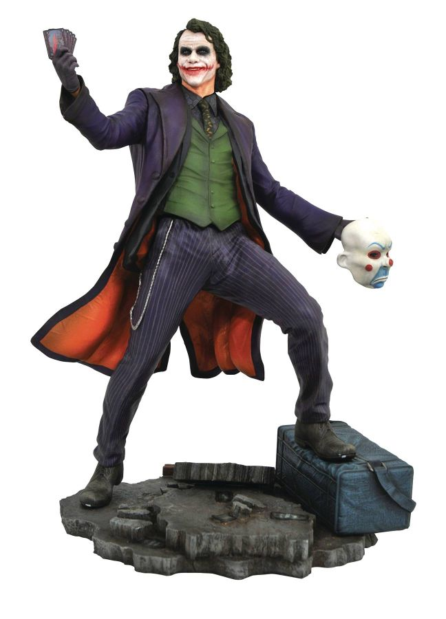 DC Gallery: Dark Knight - Joker PVC Figure
