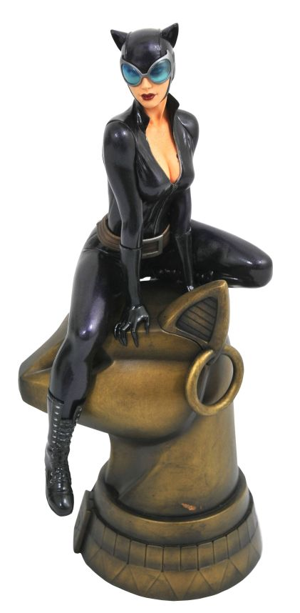 DC Gallery: Catwoman Comic Ver PVC Figure