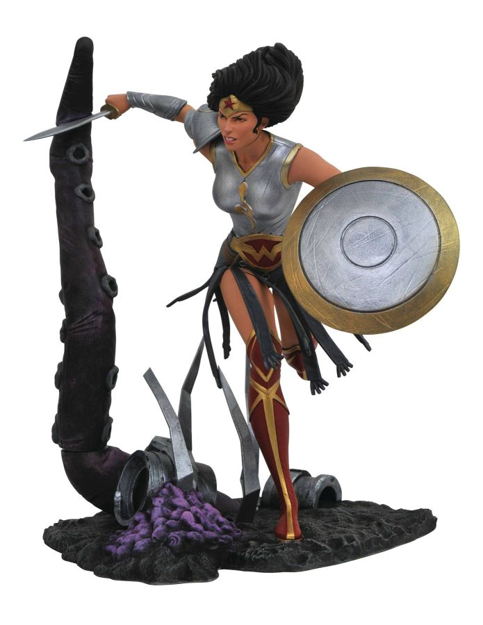 DC Gallery: Metal The Merciless - Wonder Woman