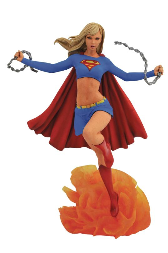 DC Gallery: Supergirl Comic Ver.