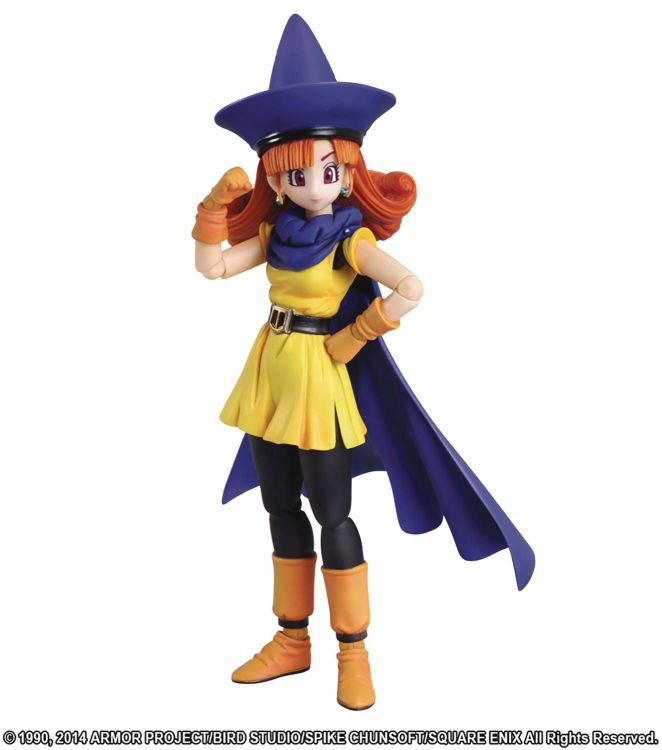 Bring Arts: Dragon Quest IV Alena Action Figure
