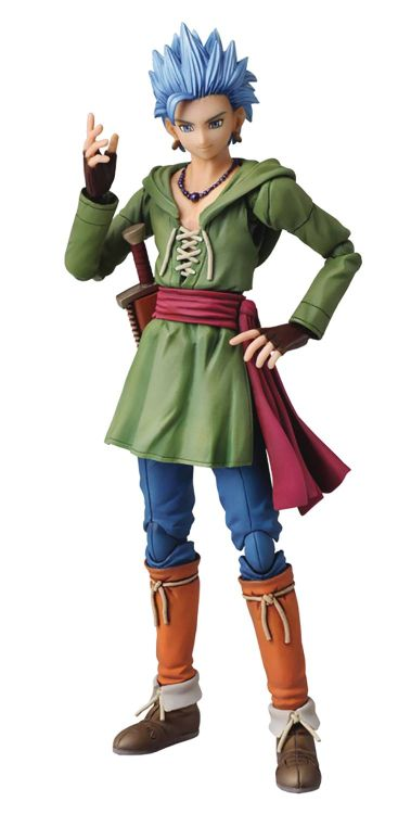 Bring Arts: Dragon Quest XI Erik Action Figure