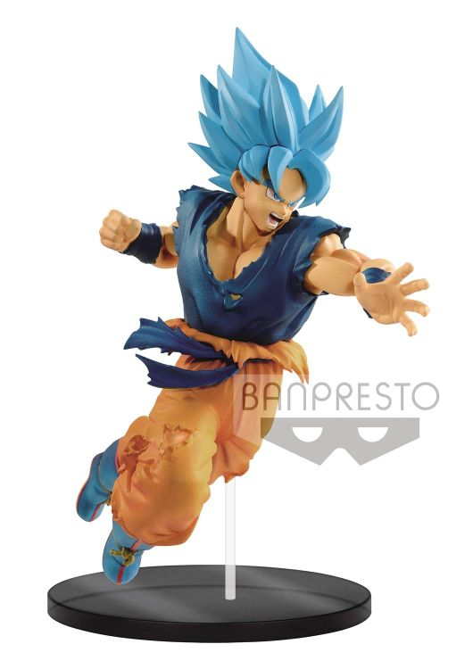 Dragon Ball Super Movie Ultimate Soldiers SSGSS Goku