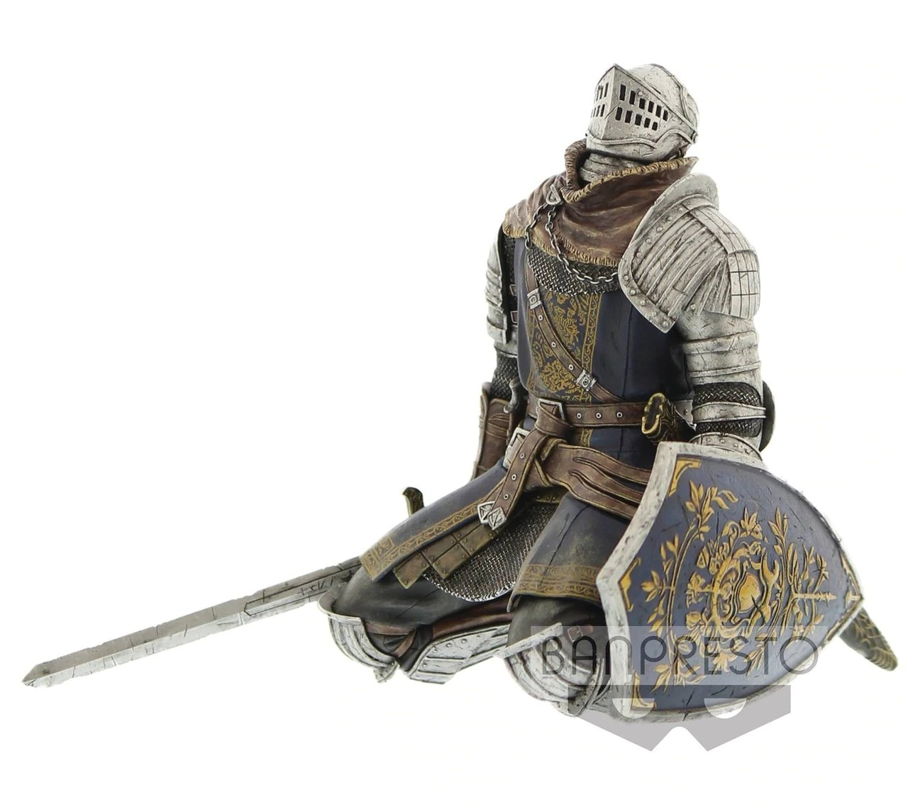 Dark Soul Sculpt Collection Vol. 4 - Oscar Knight of Astora