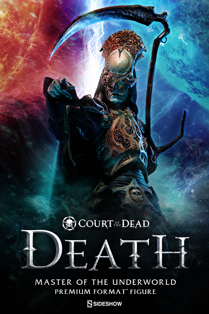 [Pre-Order] Court of the Dead - Death Master of the Underworld Premium Format
