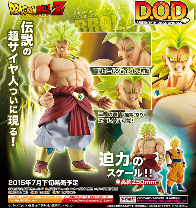 Dimension of DRAGONBALL - Legendary Super Saiyan Broly