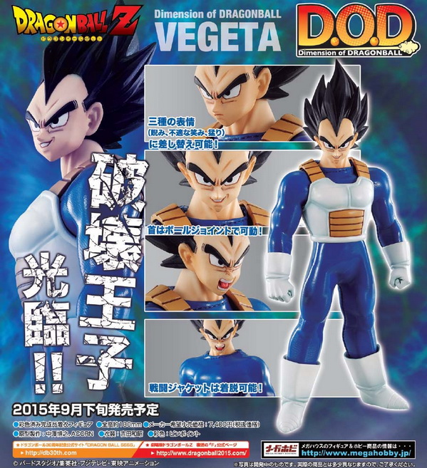 Dimension of DRAGONBALL - Vegeta