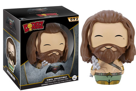 Dorbz : Batman v Superman - Aquaman