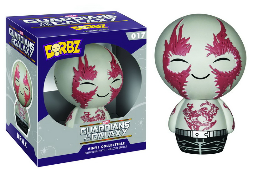 Dorbz : Guardian of the Galaxy - Drax