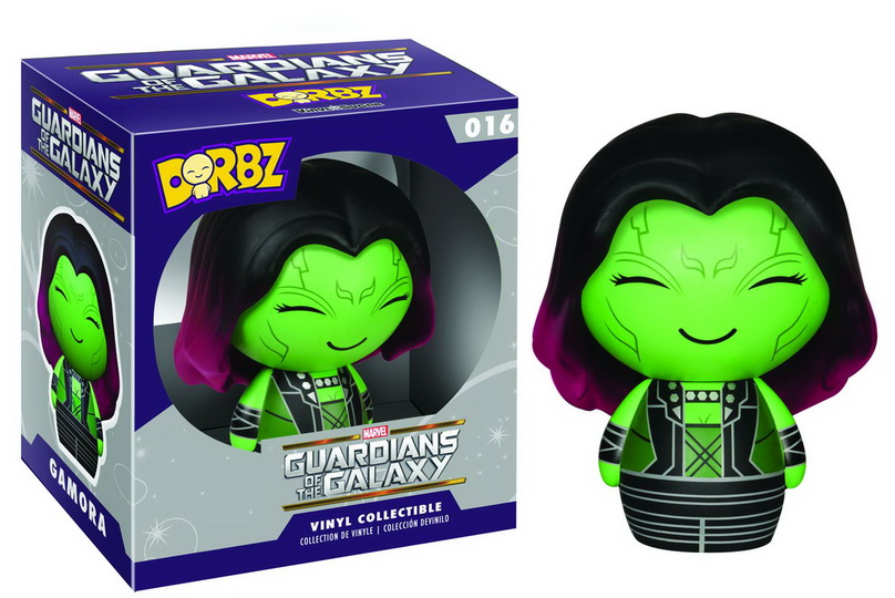 Dorbz : Guardian of the Galaxy - Gamora