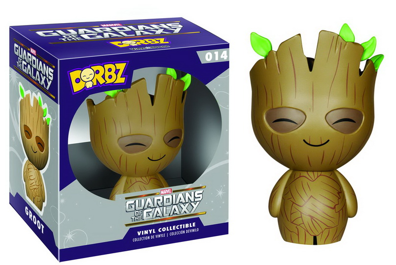 Dorbz : Guardian of the Galaxy - Groot