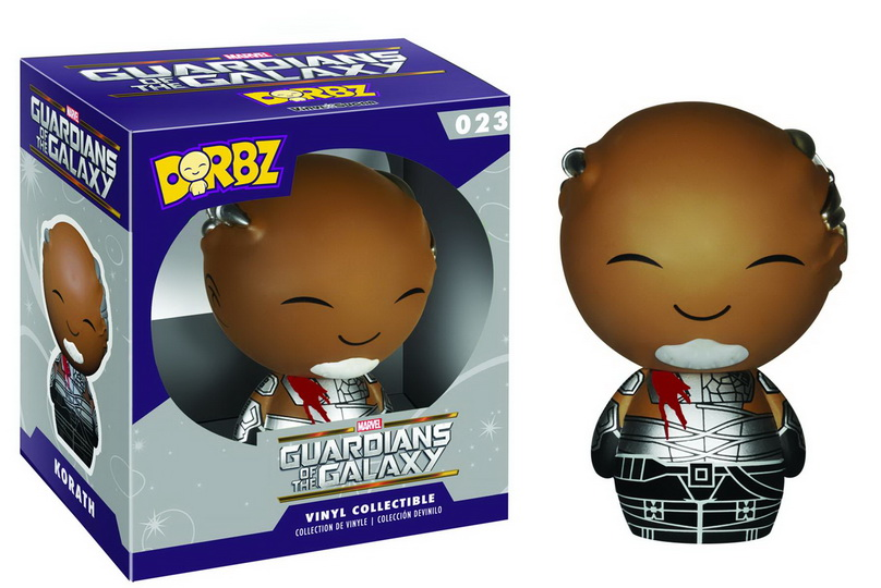 Dorbz : Guardian of the Galaxy - Korath